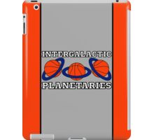 Intergalactic Planetaries iPad Case/Skin