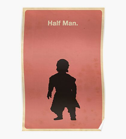 Half Man Poster