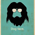 Dog Face by OddFix
