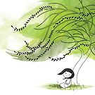 Willow Tree by Holly Hatam