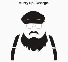 Hurry Up, George Kids Clothes