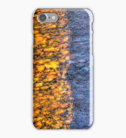 HDR Water Sunlight Shadow iPhone Case/Skin