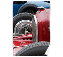 Alfa Romeo 6C - 2 Poster
