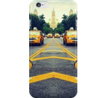 Land of The Taxi  iPhone Case/Skin