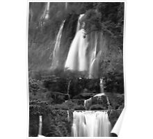 Thee Lor Sue Waterfall  Poster