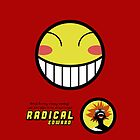 Radical Edward Big Smiley - (iPad) by Adam Angold