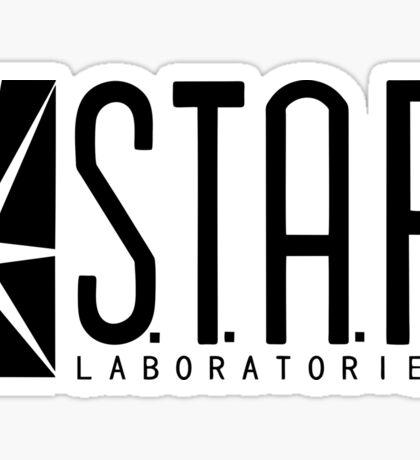 STAR Laboratories Sticker