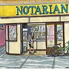 Notarianni's ice cream parlour by Tim Wells