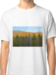 Green and Gold - Autumn Glory Classic T-Shirt