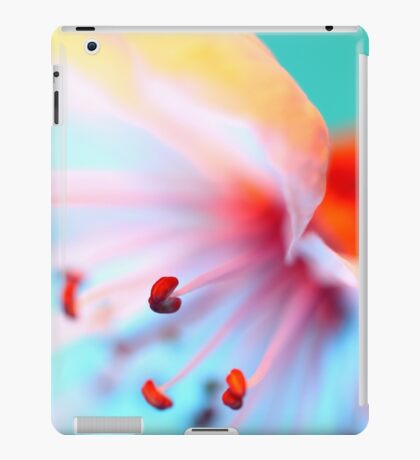Blossom In Blue iPad Case/Skin