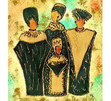 We Women 4 - Suede Version Photographic Print