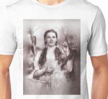 Wizard of Oz by John Springfield Unisex T-Shirt
