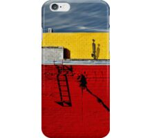 escapade (iphone) iPhone Case/Skin