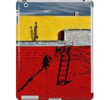 escapade (ipad) iPad Case/Skin