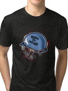 Born to Avenge Tri-blend T-Shirt