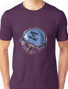 Born to Avenge Unisex T-Shirt