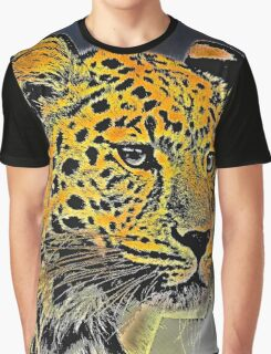LEOPARD-222 Graphic T-Shirt