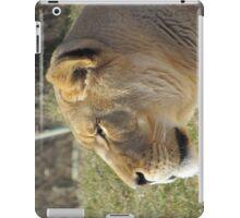 iPad Lion iPad Case/Skin