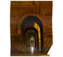 Magnificent Arches Poster