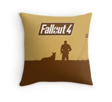 Fallout 4 Throw Pillow
