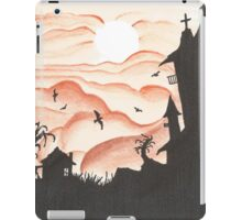 Blood Red Sky iPad Case/Skin