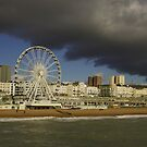 British Weather, Brighton by James Taylor