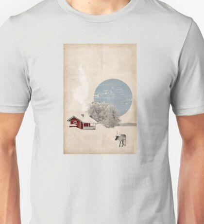 Winter in Finland Unisex T-Shirt