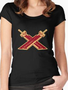 Buster Swords Women's Fitted Scoop T-Shirt