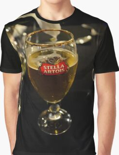 Beer glass Graphic T-Shirt