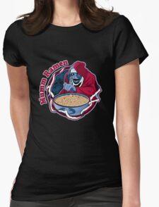 Mumm Ramen Womens Fitted T-Shirt