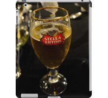Beer glass iPad Case/Skin