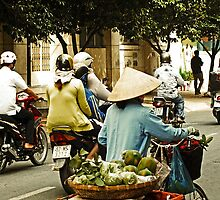 The Way Saigon Moves by Lucinda Walter