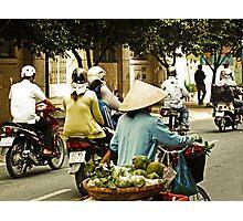 The Way Saigon Moves Photographic Print
