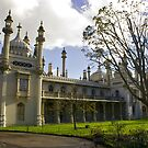 Royal Pavilion, Brighton by James Taylor