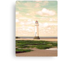 Lighthouse HDR Canvas Print