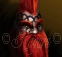 Sketch [dwarf] by Kagara