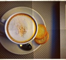 Relax with Cappuccino by studioomg