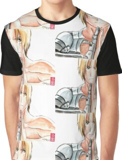 Edward Elric Graphic T-Shirt