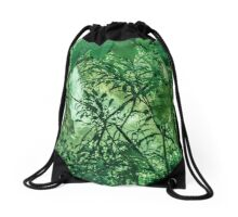 Jungle View at Iguazu National Park  Drawstring Bag