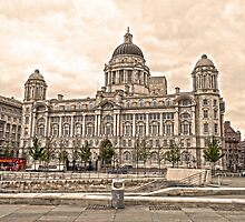 Port of Liverpool Building by DavidWHughes