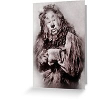 Wizard of Oz by John Springfield Greeting Card