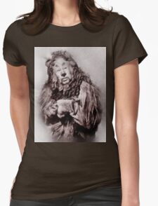 Wizard of Oz by John Springfield Womens Fitted T-Shirt