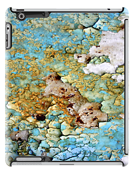 Beach Pebbles (iPad Case) by AuntDot