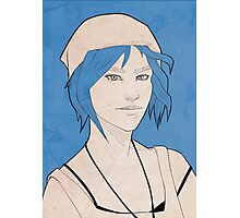 Chloe Price Sketch Photographic Print