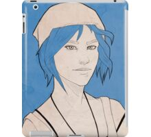 Chloe Price Sketch iPad Case/Skin
