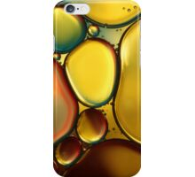 Oil & Water Abstract II iPhone Case/Skin