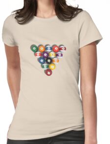 Billiards / Pool Balls T-Shirt