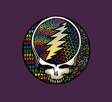 Grateful Dead - Steal your face, flower of life, sacred geometry Unisex T-Shirt