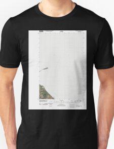 USGS Topo Map Washington State WA Dungeness OE E 20110419 TM T-Shirt