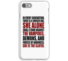 """In every generation..."" (Case) iPhone Case/Skin"